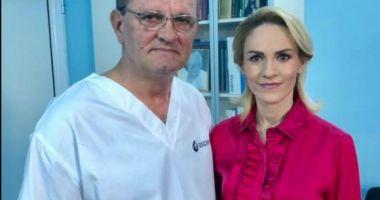 Gabriela Firea, internată în spital şi operată