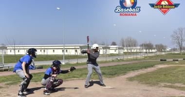 Meci de baseball, sâmbătă, la Constanţa