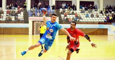 Handbal / Victorie pentru HC Dobrogea Sud în primul meci contra BSK Handball Elite