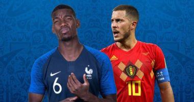 CM 2018. Franţa - Belgia (21:00), semifinala de cinci stele de la Mondial
