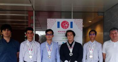 Elevi români, medaliaţi la Olimpiada Internaţională de Informatică