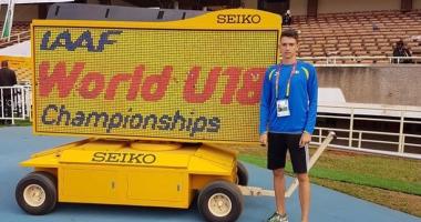 Medalie de aur pentru CS Farul, la Campionatele Balcanice de atletism