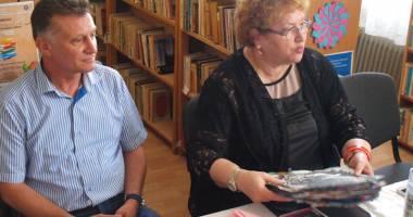 """""""Biblioteca din Medgidia, o şansă la educaţie pentru copiii defavorizaţi"""""""