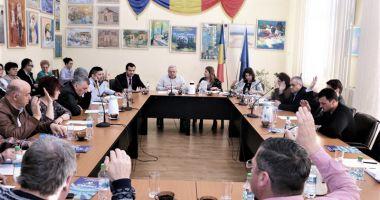 Consilierii din Medgidia au aprobat proiectele privind unele investiții în municipiu