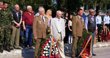 Veteranii de război, onorați de Primăria Medgidia