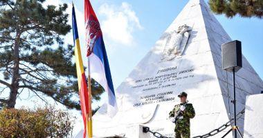 Ziua Armistițiului în Primul Război Mondial, marcată la Medgidia
