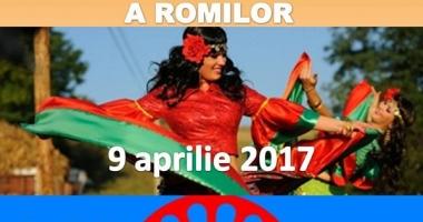 Primăria din Medgidia sărbătoreşte Ziua Internaţională a Romilor