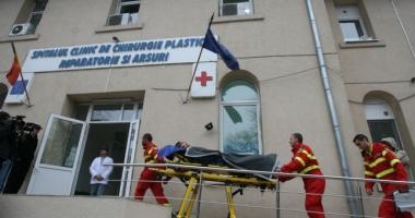 MINER MORT ÎN SPITAL, după o explozie în mină / Control la Spitalul de Arşi: