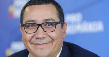 Victor Ponta: Bugetul arată rău. O să votăm contra