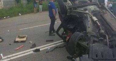 Grav accident soldat cu un mort și șase răniți