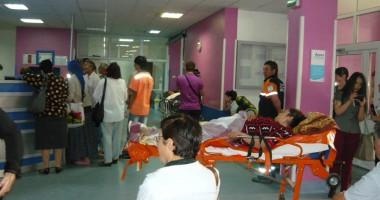 Medicii din spitalul Judeţean Constanţa dublează gărzile  de sărbători