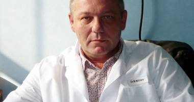 Medicul Marius Militaru se întoarce la Spitalul Judeţean