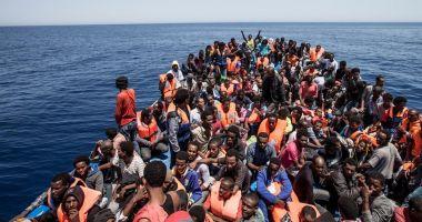 TRAGEDIE în Marea Mediterană: 150 de migranți AU MURIT în urma unui naufragiu