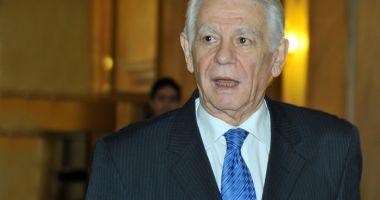 Meleșcanu a promovat candidatura României pentru un loc de membru nepermanent în Consiliul de Securitate al ONU