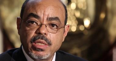 Premierul etiopian Meles Zenawi  a decedat