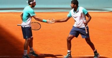 Mergea și Bopanna, calificați în semifinale la Roma