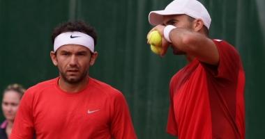 Tenis: Mergea și Tecău, calificați fără joc în semifinalele probei de dublu la BRD Năstase Țiriac Trophy