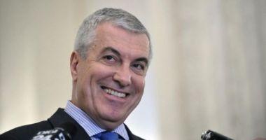 """Călin Popescu Tăriceanu: Mă gândesc serios la candidatura la prezidenţiale. PSD trebuie să facă """"un calcul la rece"""""""
