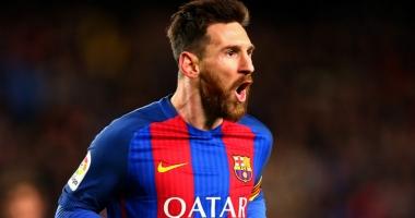 Messi, la al 600-lea meci pentru Barcelona