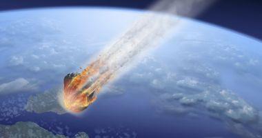 Panică în rândul populației! Un meteorit uriaş a explodat