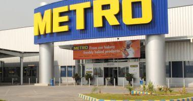 Metro vinde imobilele din România și Bulgaria