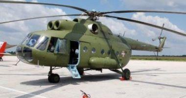 13 morţi în urma prăbuşirii unui elicopter militar