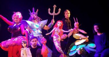 """""""Mica sirenă"""", pe scena Teatrului pentru Copii și Tineret"""
