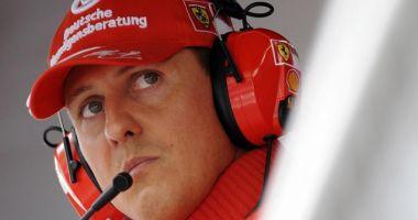 """VESTE URIAȘĂ. Michael Schumacher ar fi ieșit din comă. """"Pilotul este conștient"""""""