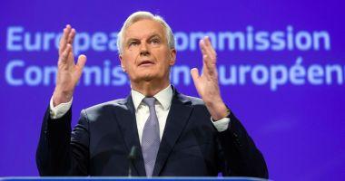 Michel Barnier propune prelungirea negocierilor cu Marea Britanie privind Brexit-ul