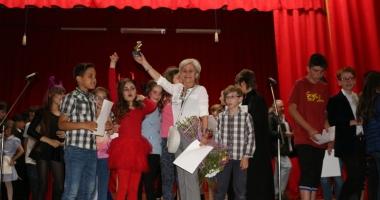 Mici şi talentaţi! Elevii din Năvodari, premiaţi la festivalul