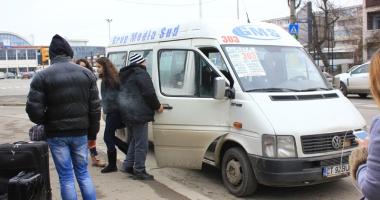 Microbuzele maxi-taxi din Constanţa -  ne trebuie o tragedie ca Primăria să aplice legea?