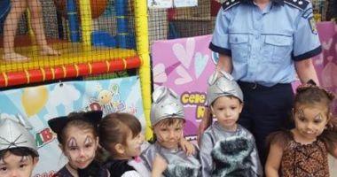 Polițiștii constănțeni, proiect educațional pentru elevi