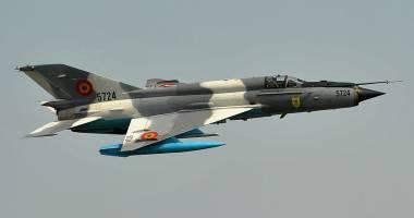 România, survolată de avioane militare