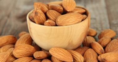 Migdalele, un aliment cu multe beneficii pentru sănătate