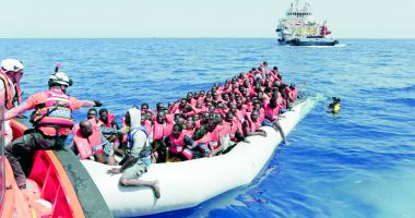 Italia a intrat în conflict cu Uniunea Europeană pe tema migranților