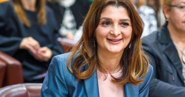 Mihaela Andrei, noul vicepreședinte al femeilor liberale din Constanța