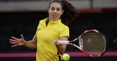 Tenis, Fed Cup. Mihaela Buzărnesu, învinsă de Carolina Garcia