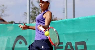 Tenis / Mihaela Buzărnescu s-a calificat în optimile turneului WTA de la Linz