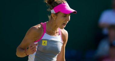 Tenis / Mihaela Buzărnescu s-a calificat dramatic în optimi la Eastbourne
