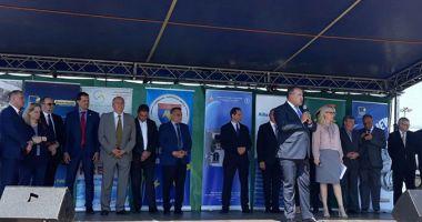 Mihai Daraban a deschis Târgul Agro Pitești