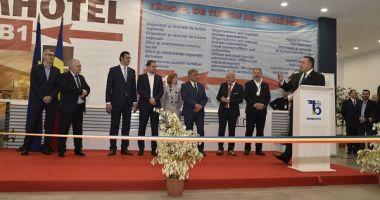 Mihai Daraban a deschis Târgul de Turism – ediția primăvară 2019