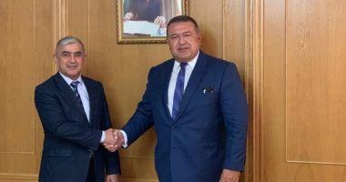 Mihai Daraban conduce misiunea economică în Republica Tadjikistan