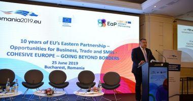"""""""Dezvoltarea infrastructurii, esențială pentru creșterea schimburilor comerciale dintre UE și țările din Parteneriatul Estic"""""""