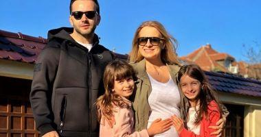 Mihai Morar va deveni tată pentru a treia oară