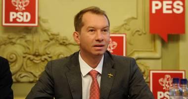 Mihai Sturzu a demisionat din fruntea Tineretului Social Democrat
