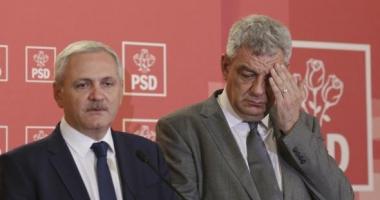 CEx PSD se întrunește azi pentru a nominaliza un nou premier după demisia lui Tudose. Dragnea: Se pare că am mână foarte proastă