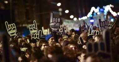 Mii de manifestanţi la Bilbao, în sprijinul deţinuţilor ETA