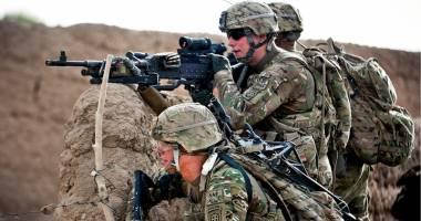 Mii de militari americani şi englezi,  la Mihail Kogălniceanu