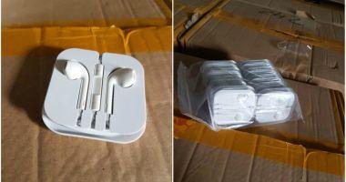 Mii de produse contrafăcute, confiscate  în Portul Constanța