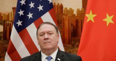Mike Pompeo cere Chinei să elibereze deţinuţii politici